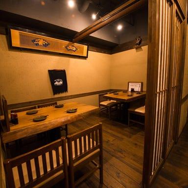 越後屋 喜八郎 恵比寿店 店内の画像