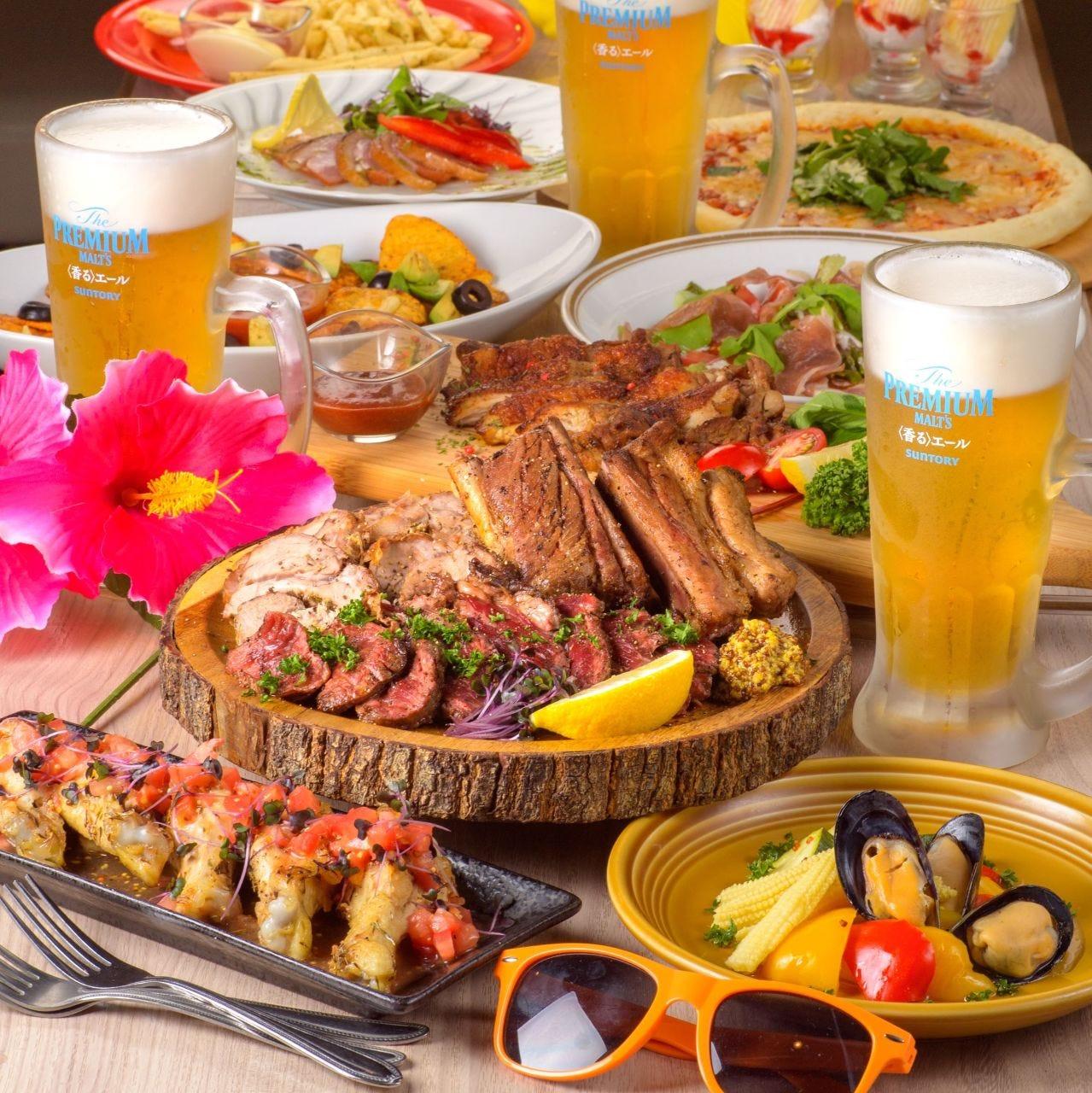 お肉&ドライエイジング食べ放題 ミートスタイルバル 仙台店