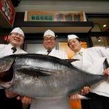 お魚の事なら何でも聞いて下さい!お魚のプロがお勧めします