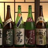 《日本酒》 お酒に込められた生産者の想いまでご紹介します