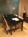 テーブル席(3名様~4名様)