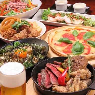 AGEHA DINING LOUNGE  コースの画像