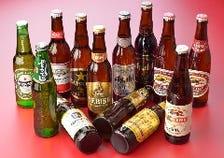 こだわりのお酒〜瓶ビール〜