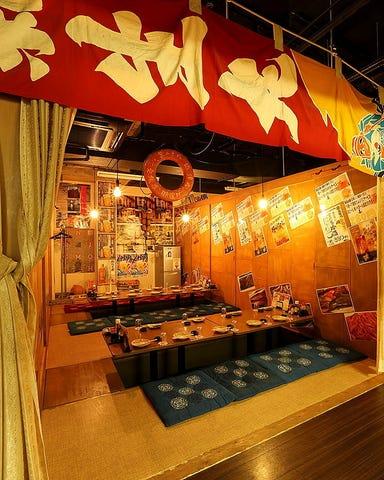 郷土大衆居酒屋 金八 雲井通本店  店内の画像