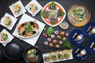 Dining ILOHA  コースの画像