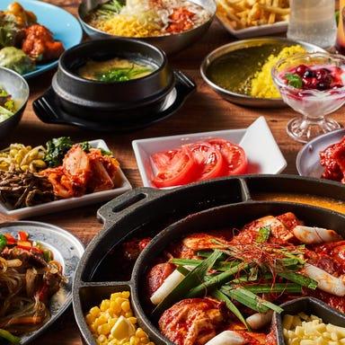 夜景個室×韓国料理 トライジン 天王寺アポロビル店 こだわりの画像