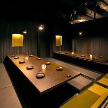 宴会や飲み会に最適◎2〜50名個室