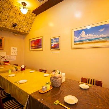 広東料理処 お好み焼 千代  店内の画像