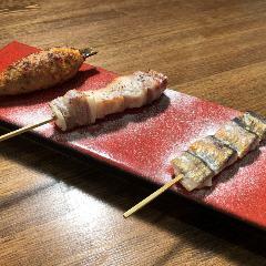 博多魚菜と串焼百珍 笑伝