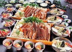 京風かに料理 和音 川西一庫店