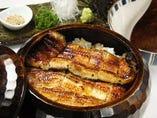 【櫃まぶし】まずはそのまま、鰻の美味しさを味わって・・・