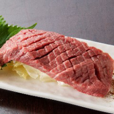 豪快!上質な宮崎牛をステーキで