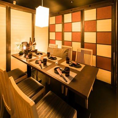 鶏屋むさし 浜松町店  店内の画像