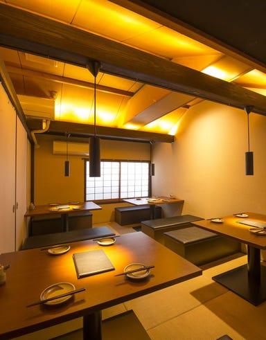 牛たん処 たん味屋 京都駅前店 店内の画像