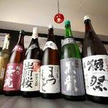 選りすぐりの日本酒を心ゆくまで【東京都】