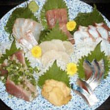 贅沢に宴を楽しむ!!ズワイガニ付き4000円コース♪♪(料理9品)