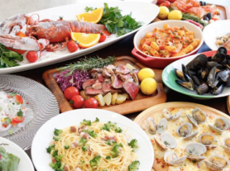 シェフ厳選その日に一番美味しい本格イタリアンをご提供します!