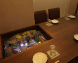 個室は2名~33名様まで多種多様 鉄道ジオラマテーブル個室有り