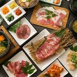 焼肉食べ放題に自信あり!圧倒的な美味しさと抜群のボリューム
