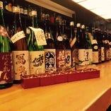 日本酒充実! 話題のお酒も次々と入荷していきます