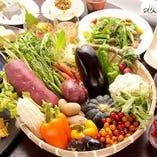 朝獲れ野菜【契約農家】