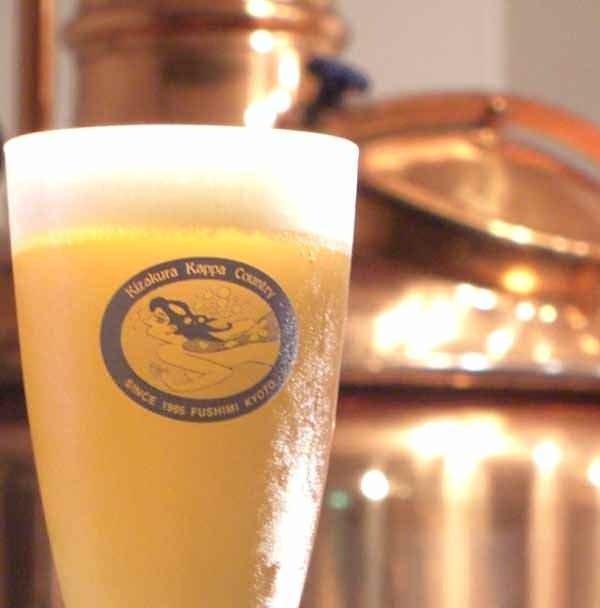 京都で最初の地ビールが飲める店