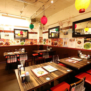 創業60年の名物餃子×食べ放題 ミンミン 浜松町店 コースの画像