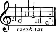 cafe&bar no name