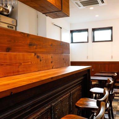 鉄板ハンバーグ&ステーキハウス PE LONCHO 奈良 店内の画像