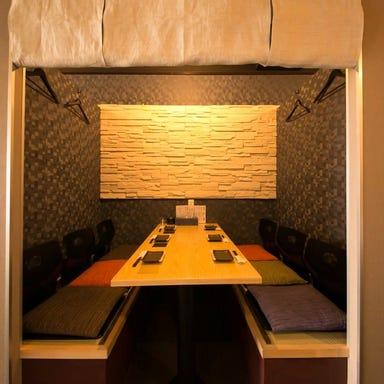 個室完備 モダン海鮮 遊色(ユウショク) こだわりの画像