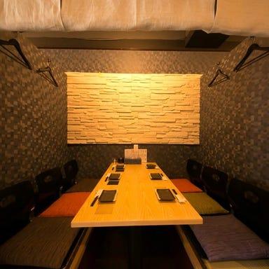 個室完備 モダン海鮮 遊色(ユウショク) 店内の画像