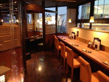 海鮮居酒屋 はなの舞 河辺店 店内の画像