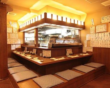 東京湾「鯵」・釣り魚の店 芝 湯浅  店内の画像