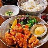 【ランチ】 ご飯とお味噌汁のお替わり無料の大満足ランチ