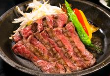 朝からお肉を召し上がれ!