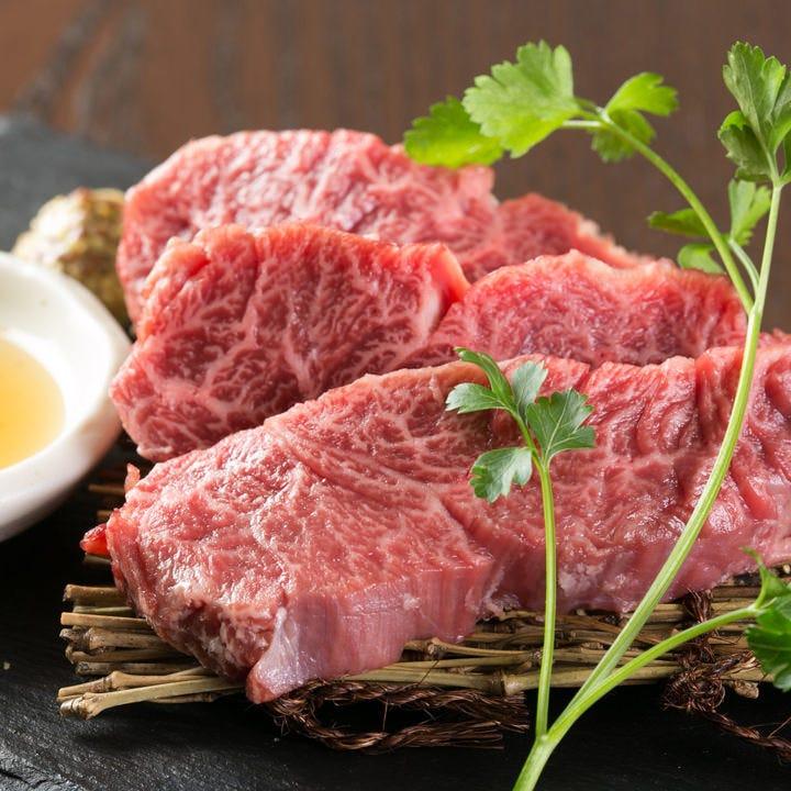 宮崎牛をはじめ絶品揃い!炙り焼肉