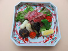 神戸牛一品料理
