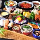 コロナ禍の宴コース(全て個々の料理で安心)
