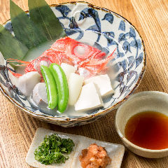 瀬戸内鮮魚と串焼き uzu