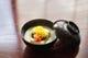 お椀 海老芋・豆乳胡麻豆腐 白味噌仕立て