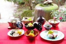 旬の素材を楽しむ京料理