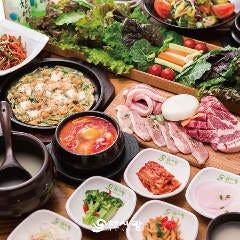 韓国家庭料理 韓サラン 新大久保 本館