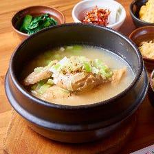 韓国薬膳料理 サムゲタン