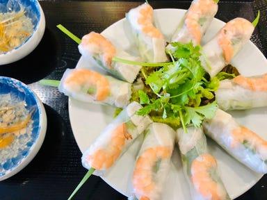 ベトナム料理 VIET NAM‐HiRoちゃん (ベトナムヒロチャン) コースの画像