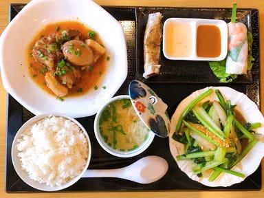 ベトナム料理 VIET NAM‐HiRoちゃん (ベトナムヒロチャン) こだわりの画像