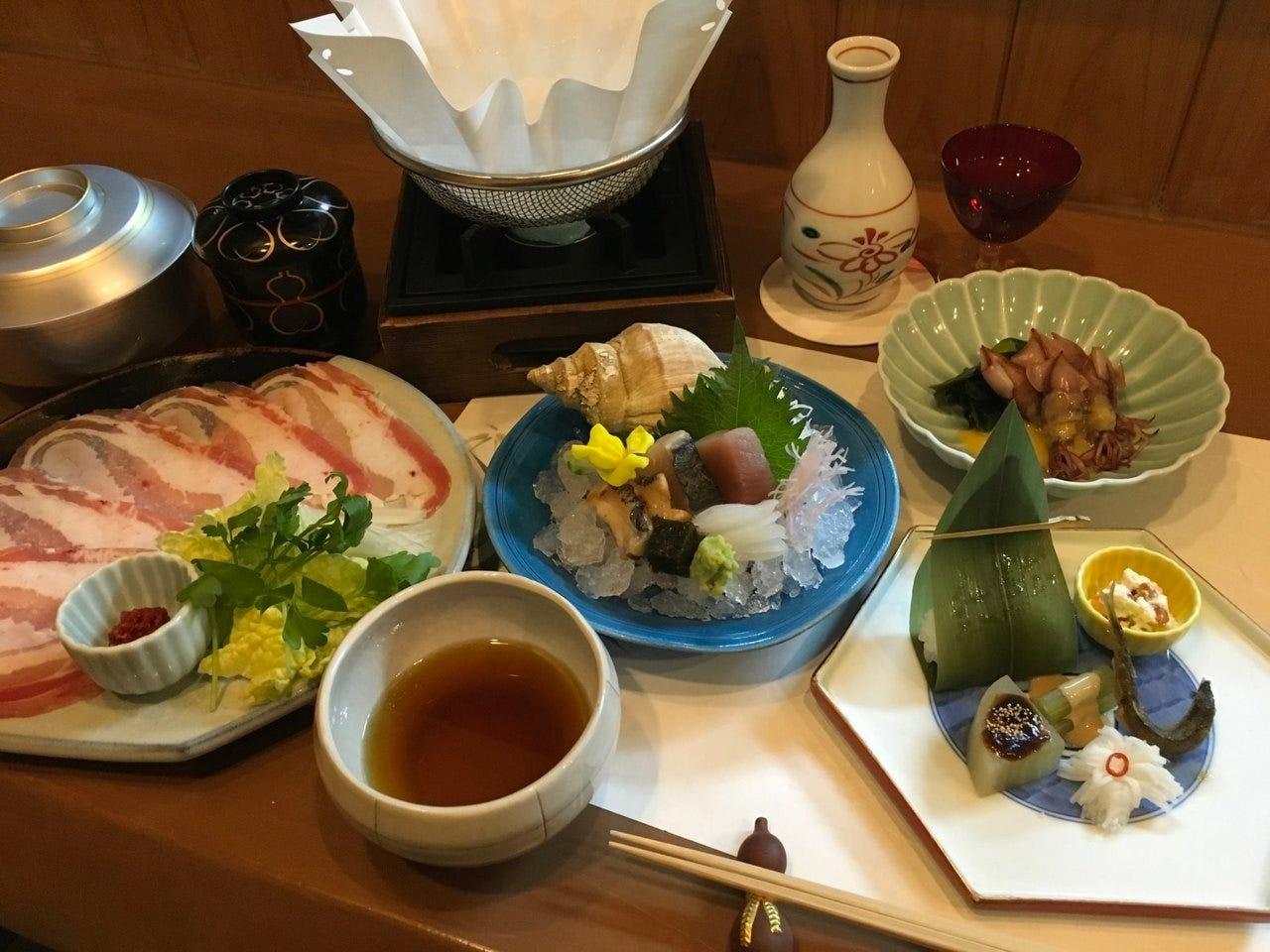 葵会席 5,000円(税抜)