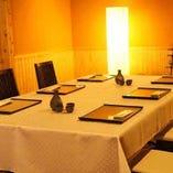 【6名様~ご予約可能:完全個室】接待やお祝いに 落ち着いた和空間でお食事会を