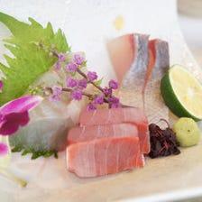 【1日10食限定】贅沢前菜をはじめ和の料理の数々『波止場御膳』<全9品>