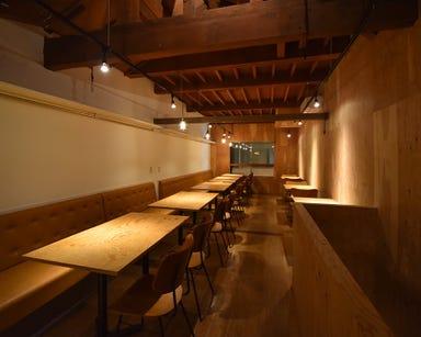 マトン焼肉専門店 HATONOMORI ~ハトノモリ~ 水道橋 店内の画像