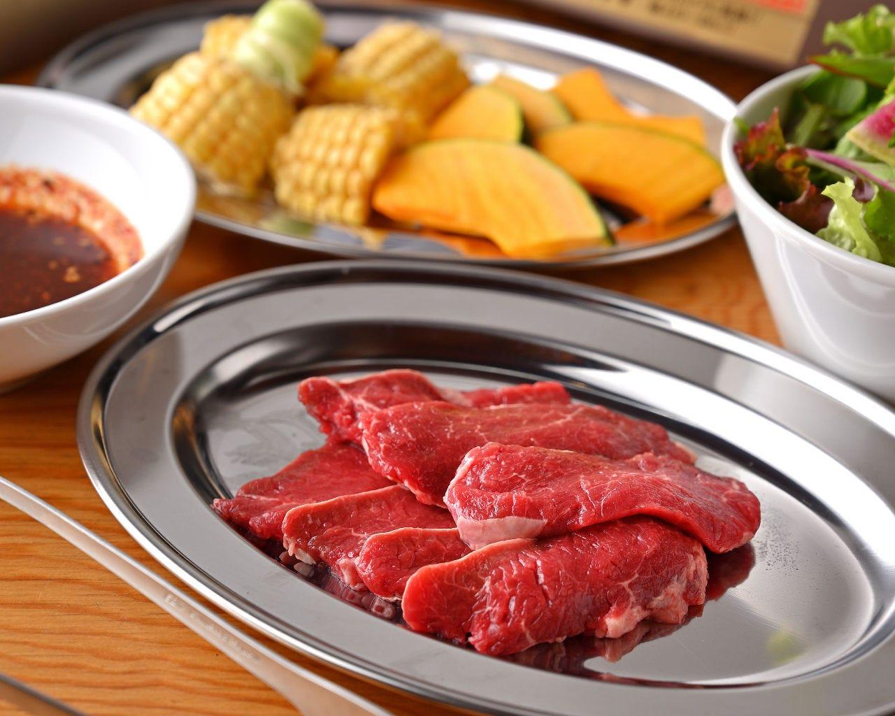 旬素材やこだわりのお肉料理満載のお得なコース!!